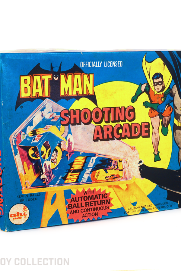 AHI batman shooting arcade