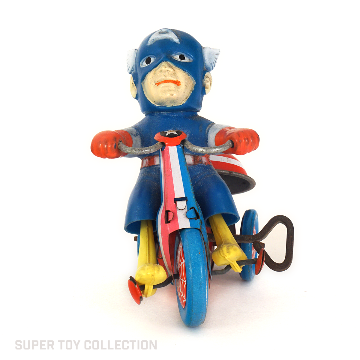 captain america marx tricycle