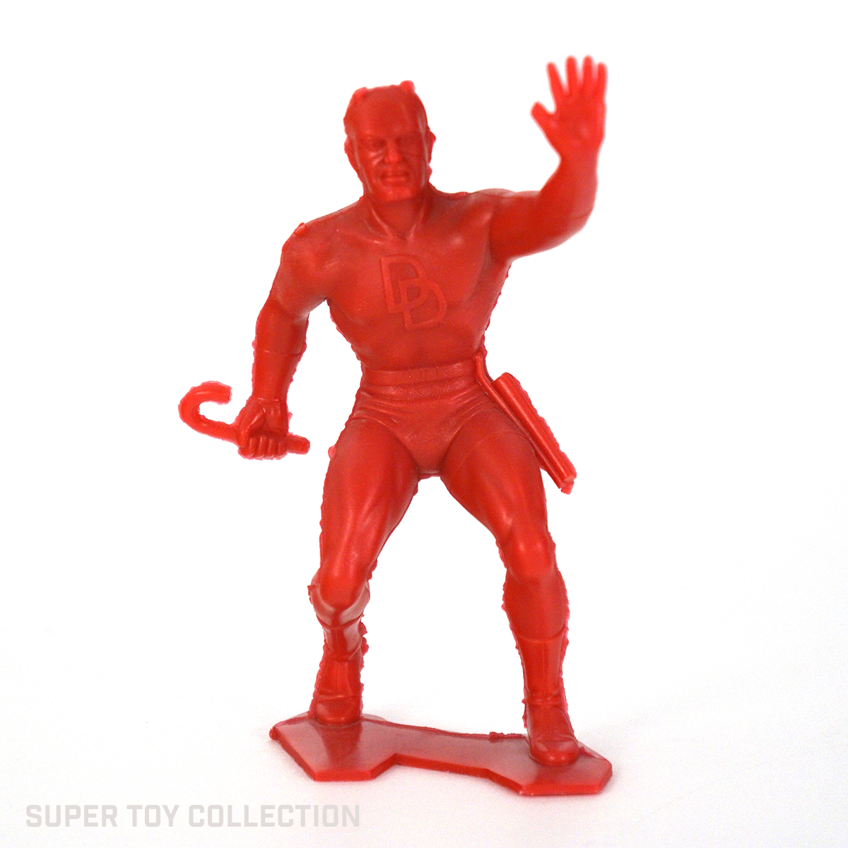Daredevil Figure by Marx, 1967