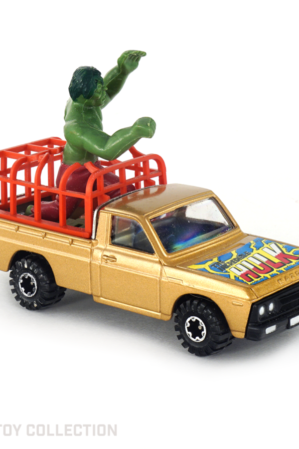 Hulk Pickup Truck by Corgi, 1979