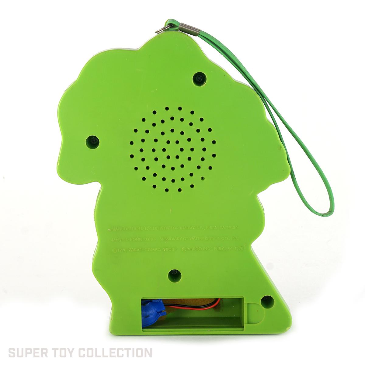 hulk transistor am radio