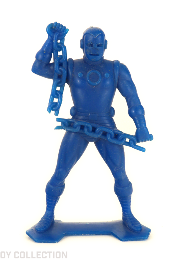 Iron Man Figure by Marx, 1967