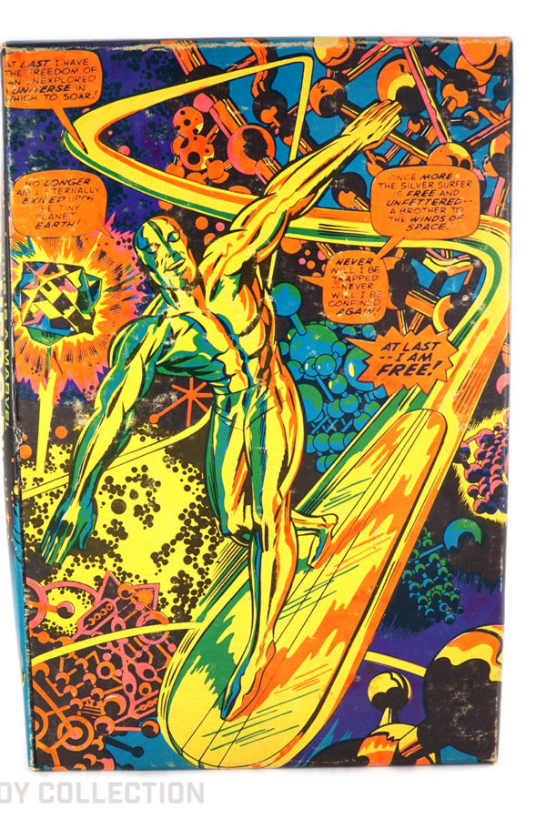 Silver Surfer Puzzle by Third Eye, 1968