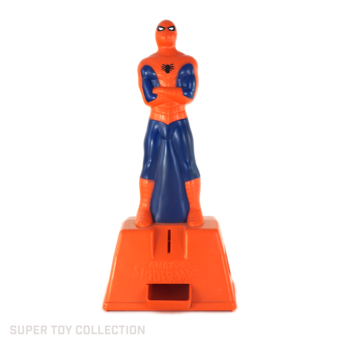 spiderman gumball machine dispenser