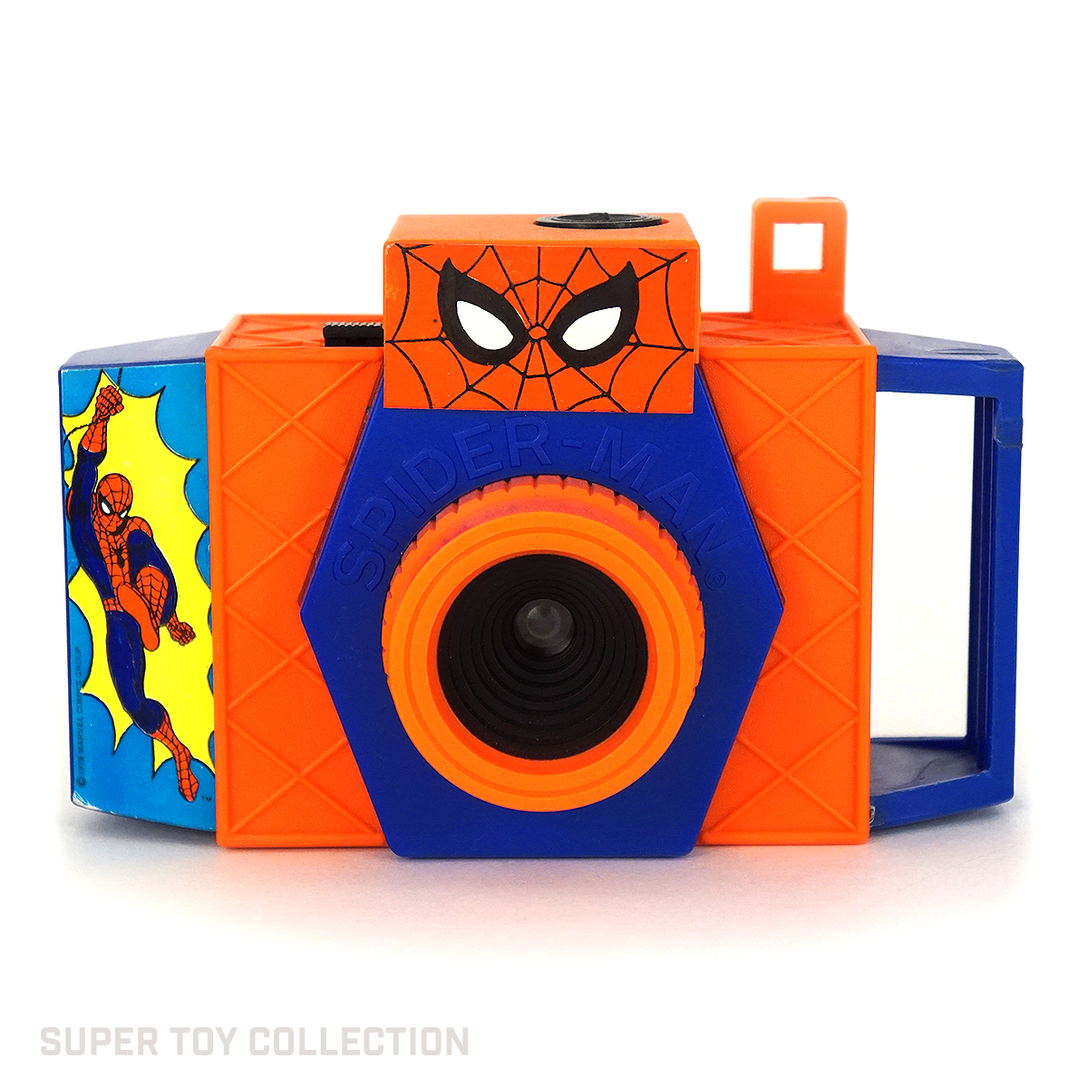 Spider-Man Camera by Vanity Fair