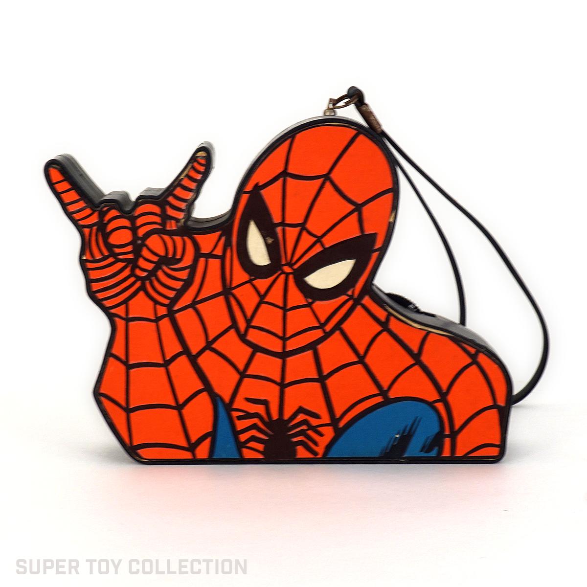 Spiderman radio