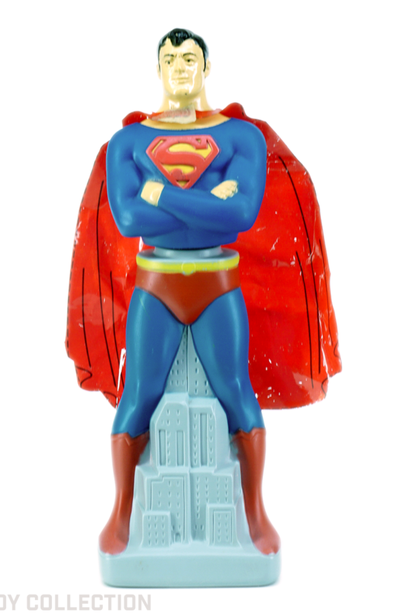 Superman Avon bottle