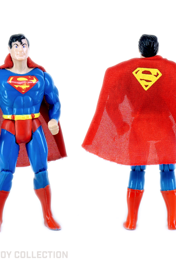 Kenner Super Powers Superman action figure