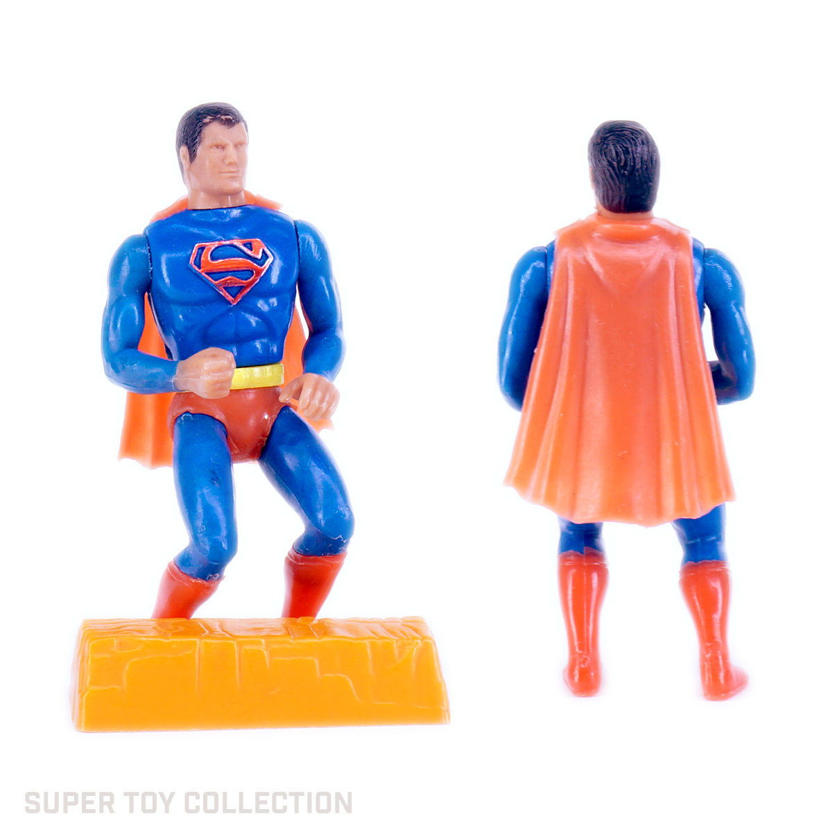 Superman mega comic action figure